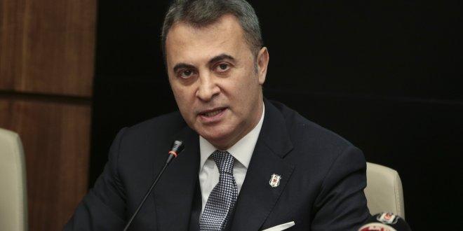 """Fikret Orman: """"Bana Beşiktaş'ı satacak diyorlar"""""""