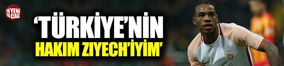 """""""Türkiye'nin Hakim Ziyech'iyim"""""""