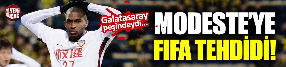 Modeste FIFA'lık olabilir