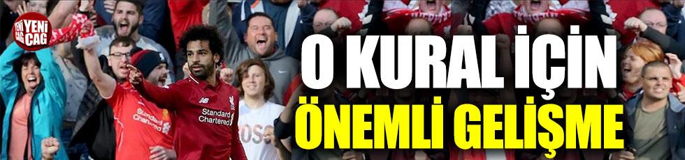 UEFA'dan 'deplasman golü' kararı