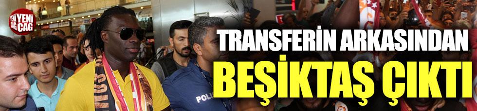 Gomis transferinin ardındaki Beşiktaş gerçeği