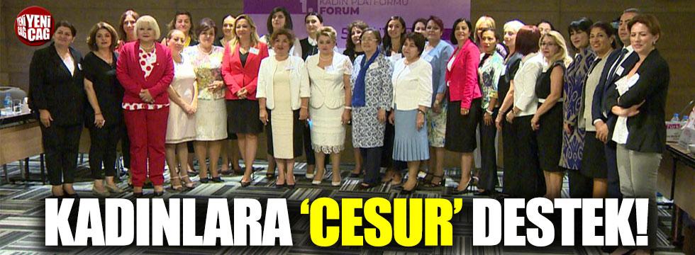 Türk Dünyası kadınları İstanbul'da buluştu