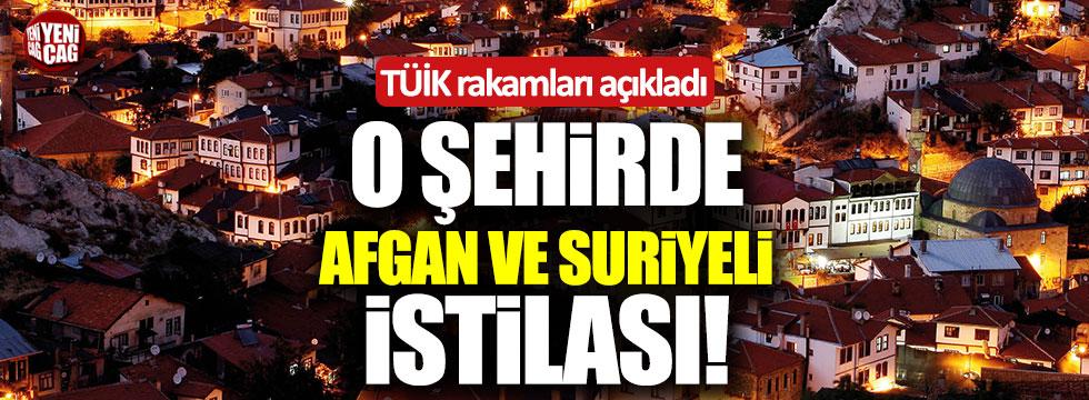 Kırşehir'deki nüfus artışının nedeni belli oldu