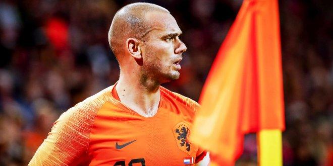 Sneijder, Hollanda Milli Takımı'na veda etti
