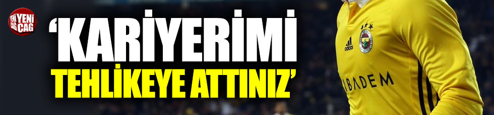 Fenerbahçe'de Soldado krizi
