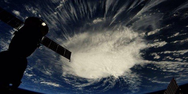 Yörüngedeki NASA astronotundan felaket paylaşımı!