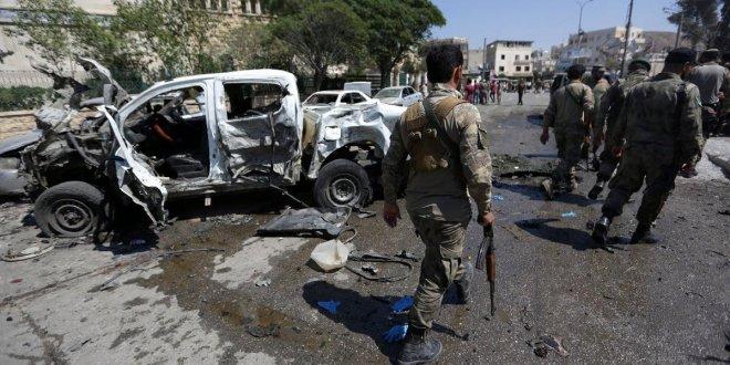 Terörist yuvası İdlib ve Türkiye
