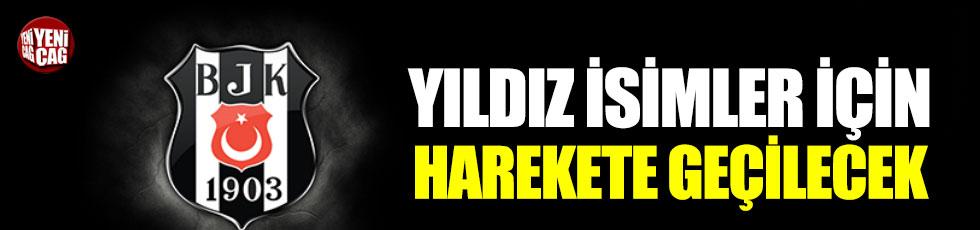 Beşiktaş, 3 yıldız ile sözleşme yenileyecek