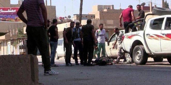 Esad güçleri ile YPG arasında çatışma
