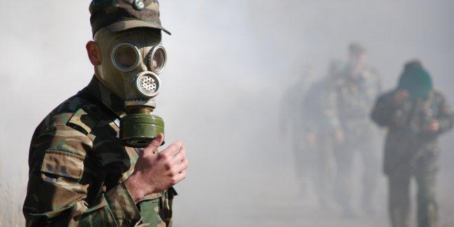 Rusya'dan Kimyasal saldırı iddiası
