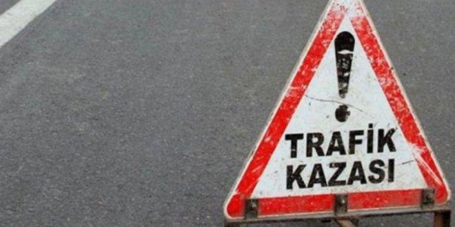 Gaziantep'te trafik kazası