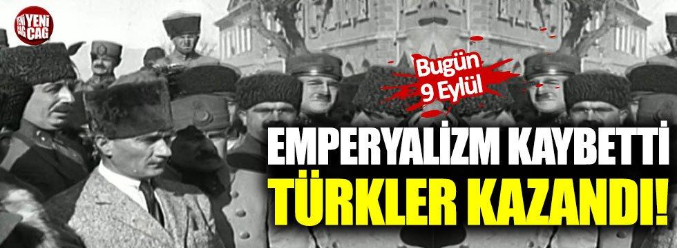 İzmir'in düşman işgalinden kurtuluşunun 96'ıncı yıldönümü