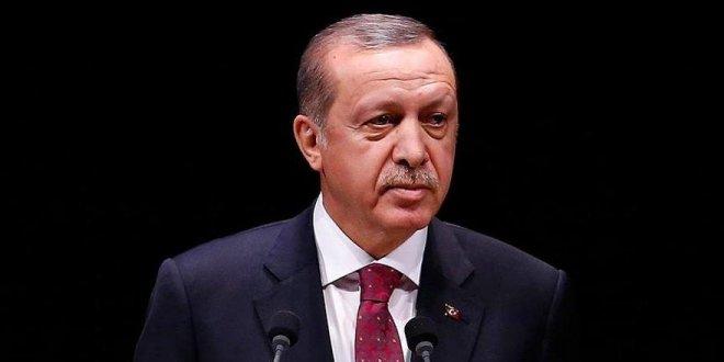 Erdoğan'dan Ertuğrul Gazi mesajı