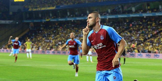 Trabzonspor'dan Burak Yılmaz kararı!