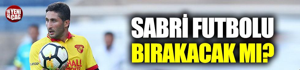 Sabri Sarıoğlu için jübile iddiası