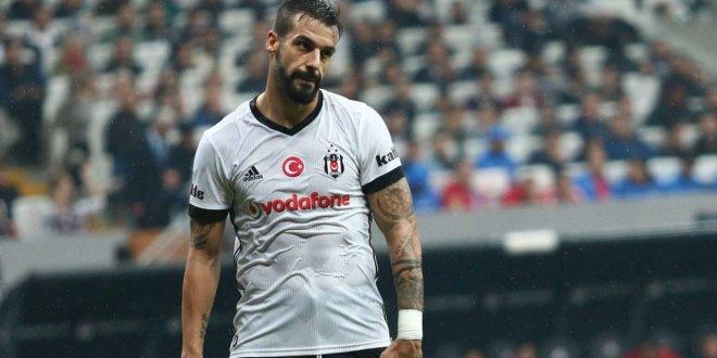 Beşiktaş'tan Negredo kararı