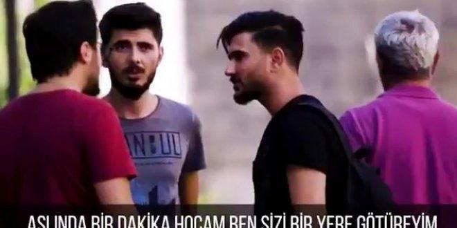 Sosyal medya Diyarbakır'da yapılan sosyal deneyi konuşuyor
