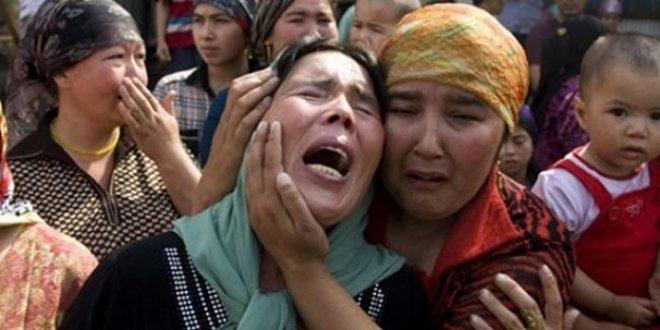 Uygur Türklerine zulüm sürüyor