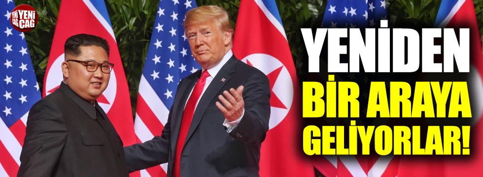Kim Trump ile ikinci buluşmayı talep etti