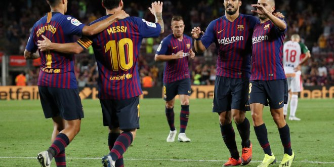 Barcelona'da hedef orta sahaya takviye