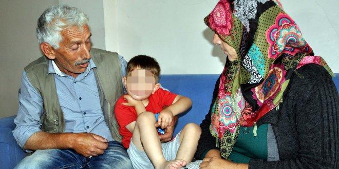 Oğlunu icra memuruna vermeyen baba tutuklandı