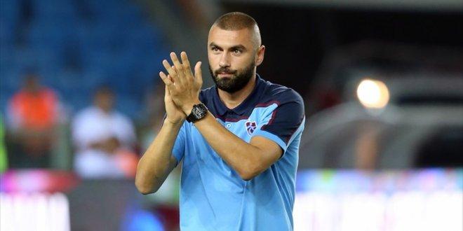 Burak Yılmaz'dan Trabzonspor'a yanıt