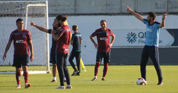 Trabzonsporlu taraftarlardan Burak Yılmaz'a destek