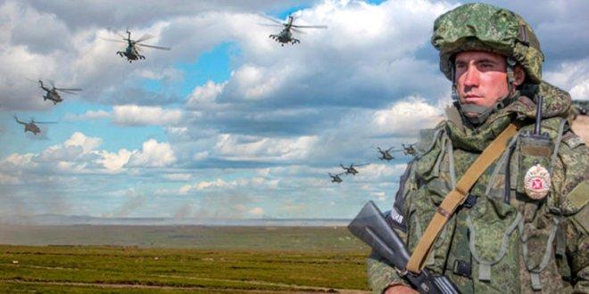 Rusya ve Çin'in askeri tatbikatına Türkiye de katılacak