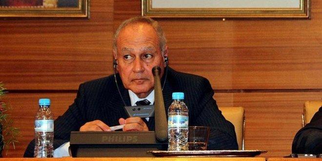 Arap Birliği'nden Filistin açıklaması