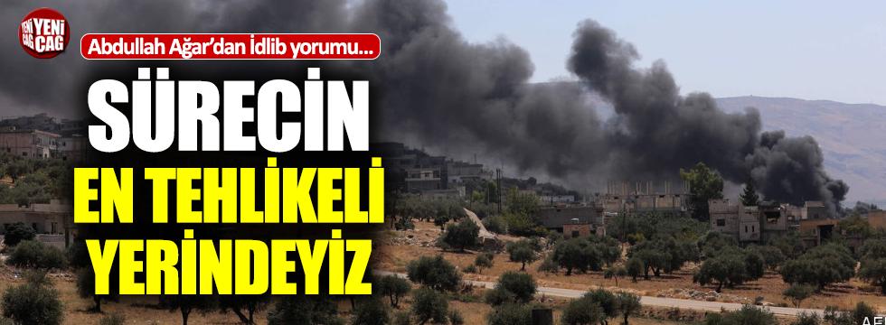 """Abdullah Ağar: """"Türkiye tuzağa düşürüldü"""""""