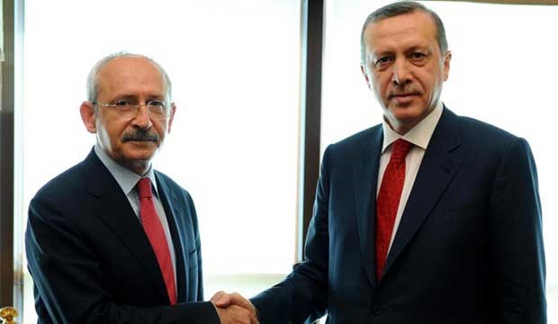 Erdoğan'dan Kılıçdaroğlu'na dava