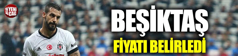 Beşiktaş, Negredo'nun bonservisini belirledi