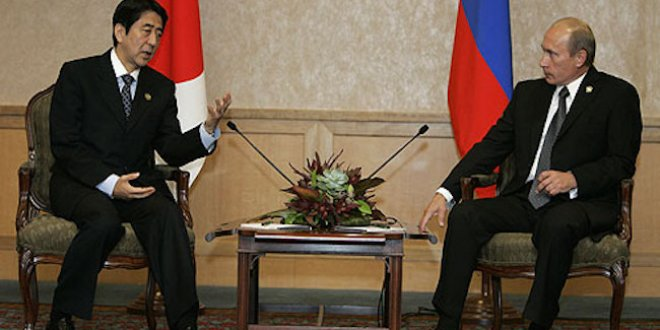 Rusya'dan Japonya'ya barış önerisi