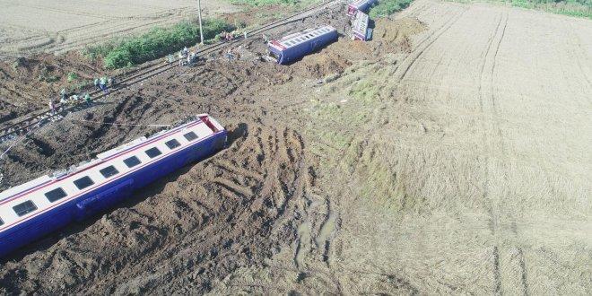 Çorlu tren kazasına iki ay sonra yanıt!
