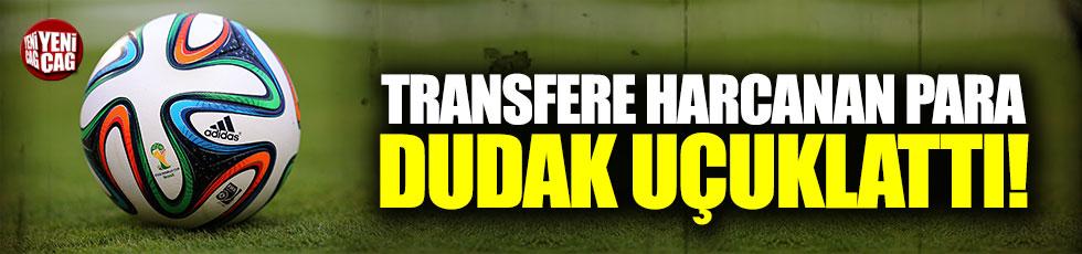 FIFA transfer döneminde harcanan parayı açıkladı