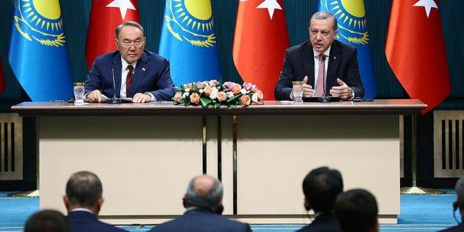 Nazarbayev, Erdoğan'ı ziyaret edecek