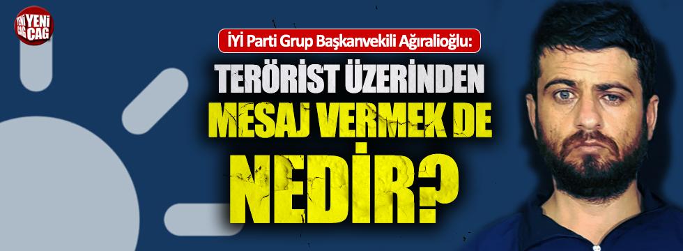 İYİ Parti'den hükümete 'Yusuf Nazik' tepkisi