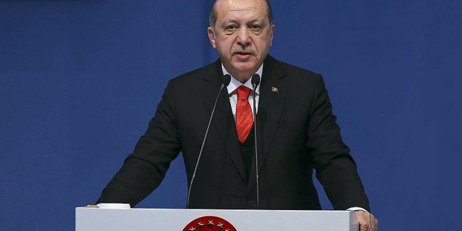 Erdoğan'dan Merkez Bankası'na sert tepki