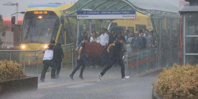 AKOM'dan yağmur öncesi önemli uyarı