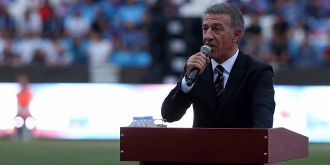 Başkan Ağaoğlu: Burak'ı satmamak için son ana kadar uğraştım