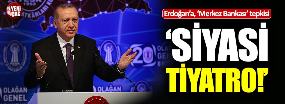 CHP'den Erdoğan ve Merkez Bankası'na tepki