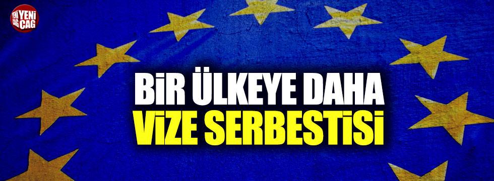 AP'den Kosova'ya vize serbestisi