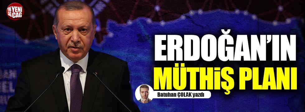 Erdoğan'ın müthiş planı!