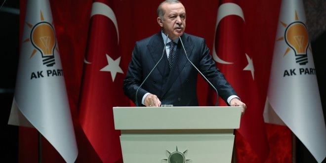 Erdoğan yine Merkez Bankası'nı hedef aldı