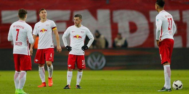 Almanya'da futbolculara ilginç ceza