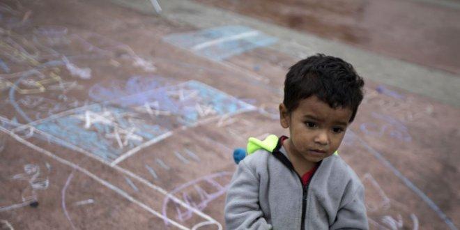 Göçmen çocuklar için Trump'a dava