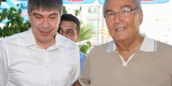 AKP'li Türel'den Baykal'a ziyaret