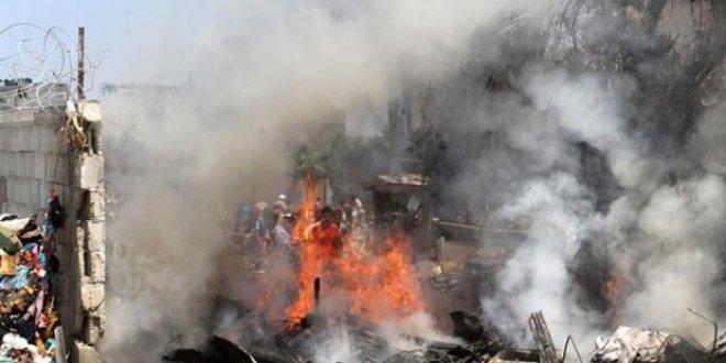 İsrail Gazze'ye yine ateş açtı