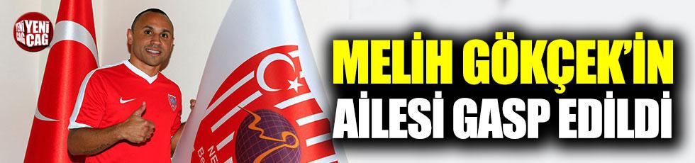 Futbolcu Melih Gökçek'in ailesi gasp edildi