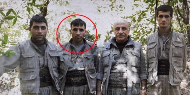 O PKK'lı böyle yakalandı